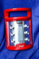 Coleman Duo Lantern Replacement Lantern Panel with New Rechargable Batteries Red $12.99