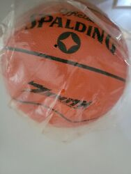 Vintage SPALDING Official Basketball ZENITH Promotion Advertising NEW $35.00