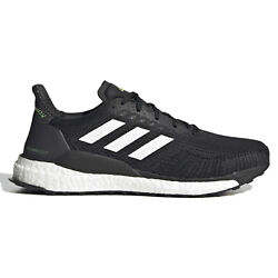 Adidas SolarBoost 19 Mens Running Shoes Solar Boost Black Size 9.5