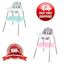 New 4 in 1 Eat amp; Grow Convertible High Chair Infant Toddler Stand Alone Chair $77.99