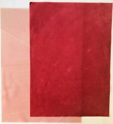 Dollhouse Wall to Wall Carpet 2 Sheets Light amp; Dark Pink 1:12 Scale 12quot; x 16quot; $32.99