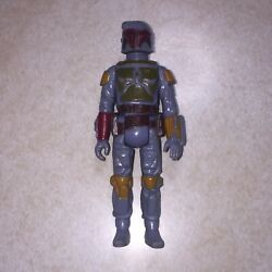 Vintage Star Wars Boba Fett Action Figure 1979 Kenner HK $35.00