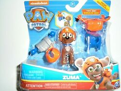 Nickelodeon Paw Patrol Zuma w 2 Clip On Backpacks quot;NEWquot; $14.00