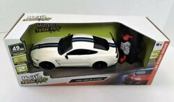 Maisto Tech RC Ford Mustang Shelby GT350 Radio Controlled 1 24 Street Series $17.99