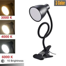 Dimmable LED Desk Lamp Touch with USB Charging Port Adjustabe Table Ligjht $20.98