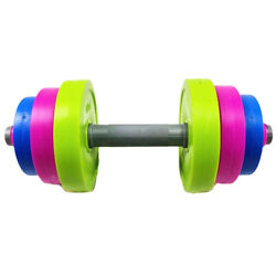 Cute Weight Barbell Sports Kids Dumbbell Gym Training for Home Kids Children $23.29