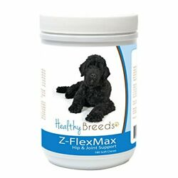 Healthy Breeds Portuguese Water Dog Z Flex Max Dog Hip and Joint Support 180 ... $84.99