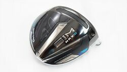 TaylorMade SIM Max D 12.0* Degree Driver Club Head Only VGOOD COND. SEE NOTE $209.99