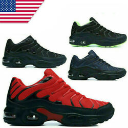 Men#x27;s Air Cushion Sneakers Fashion Casual Athletic Outdoor Sports Running Shoes $33.99