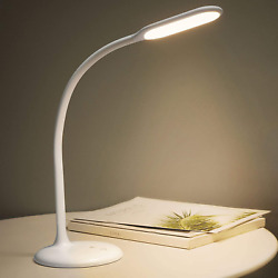 Cordless Lamp LED Desk Lamp Battery Operated Table Lamps Rechargeable White $34.99