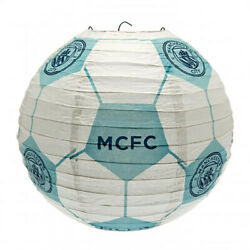 Manchester City F.C Paper Light Shade GIFT $13.65