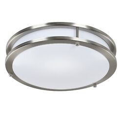 DEWENWILS 21W LED Dimmable Ceiling Lamp Pendant Fixture 12 inch Ceiling Light $38.94