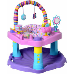 Evenflo Exersaucer Bounce and Learn Sweet Tea Party $66.50
