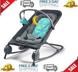 Summer 2 in 1 Bouncer amp; Rocker Duo Baby Bouncer amp; Baby Rocker with Soothing $90.99