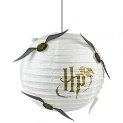 Harry Potter Paper Light Shade GOLDEN SNITCH $15.83