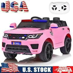 12V Electric Kids Ride On Truck Car Toy Battery 3 Speed With Remote Control USA $159.99