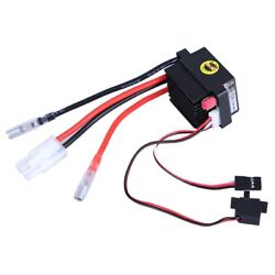 Rc ESC 320A 6 12V Brushed ESC Speed Controller with 2A BEC for RC Boat U6L5 B5J4 $12.29