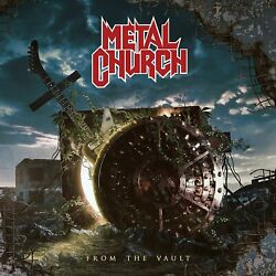 Metal Church From The Vault CD New $13.00