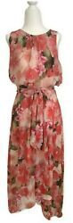 Shelby amp; Palmer Floral Maxi Summer Dress $19.00