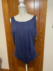 Lands End Swimsuit. Plus Size 20W Long FREE SHIPPING $20.00