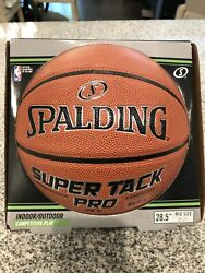 Spalding NBA 28.5 Super Tack Pro Composite Leather Indoor Outdoor Basketball $25.00