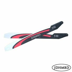 Carbon Fiber Main Blades For Helicopter RC Parts Replacement Spare Parts 510MM $67.99