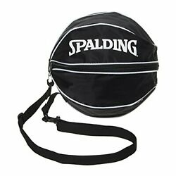 Basketball Spalding BALL BAG White 49 001WH Free Ship w Tracking# New from Japan $66.89