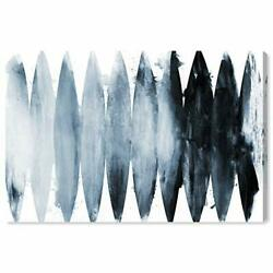 The Oliver Gal Artist Co. Abstract Wall Art Canvas Prints #x27;Paradise Found Mut... $176.80