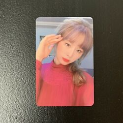 Nature Lu Nature World Code: M Official Photocard $10.00