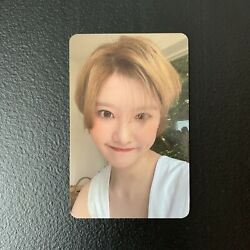 Nature Sunshine Nature World Code: M Official Photocard $10.00