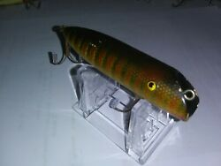 Vintage Paw Paw Wobbler Wood Fishing Lure Nice condition $14.99