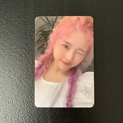 Nature Haru Nature World Code: M Official Photocard $10.00