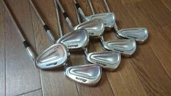 Mizuno MP 60 Forged Iron Set 3 9P 8 Pieces set Handedness Right Handed Used $261.10