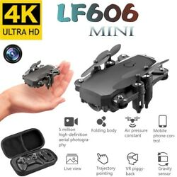 Drone Mini Rc Quadcopter Camera Hd Wifi Foldable Toy Selfie 4k Kids Helicopter $50.00