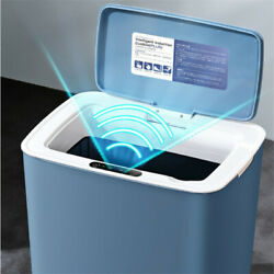 Sensor Automatic Touchless Dustbin Trash Can Infrared Motion Kitchen Bin Smart $58.78