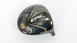 Mint CALLAWAY EPIC FLASH STAR 12* DRIVER Head Only #286097 $206.99