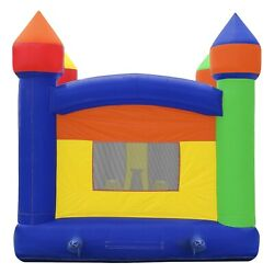 Commercial Bounce House 100% PVC 13 x 13 Castle Jumper Inflatable Only $618.00