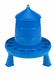 Double Tuf DT9871 4 LB. Poultry Feeder With Removable Legs $17.42