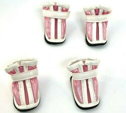 Simply Dog Dog Shoes Dog Booties with Anti Slip Sole Small Breed $15.00