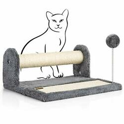 """Cat Scratching Post amp; Scratching Pad – 14.5"""" Cat Post amp; Scratching Board With $38.32"""