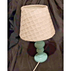 Better Homes and Gardens Contemporary Lamp Teal $29.00