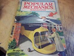 Popular Mechanics 2 51 Kaiser Personal Helicopter A Bombs pt 2 Copper mining $2.99