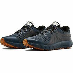 Under Armour 3021951 Men#x27;s Wire UA Charged Bandit Trail Hiking Shoes Size 8.5 $47.99