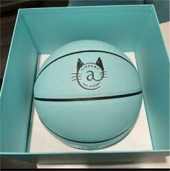 TIFFANY amp; CO. X SPALDING Basketball 2021 Cat Street Limited Edition Boxed A024 $1260.00