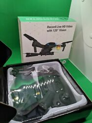 QUADCOPTER DRONE RECORD LIVE HD VIDEO WITH 120 VISION NEW IN BOX $60.95