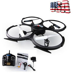 UDI U818A RC Drone With Camera 6 Axis Gyro RC Quadcopter RTF Mode 2 1 battery $20.89
