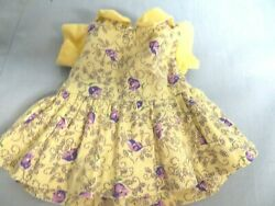 VINTAGE FOR TINY TERRI LEE 10quot; DOLL CLASSIC DRESS CLOTHES OUTFIT EX CON. $18.99