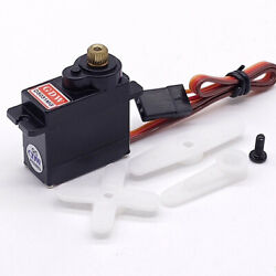 GDW DS031MG 9g Metal Gear Mini Digital Servo for Hobby RC Drone Helicopter US $13.29
