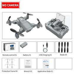 New mini KY905 drone GPS WIFI FPV vision foldable Rc professional quadcopter $12.87