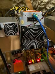 Bitmain Antminer L3 504 MH s Litecoin Dogecoin Asic Miner Ready to Ship in US $1400.00